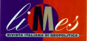 Testata di Limes, rivista italiana di geopolitica.